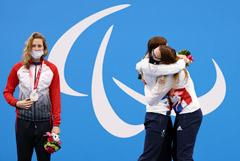 Россия опустилась на третье место общего зачета Паралимпиады