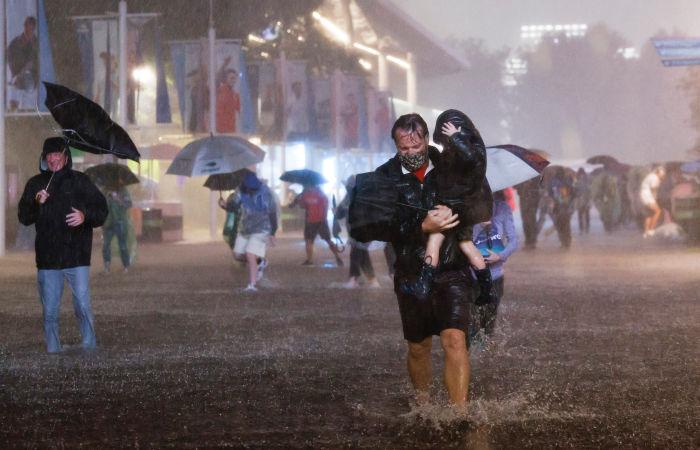 """Число жертв наводнений после урагана """"Ида"""" увеличилось до 49 человек"""