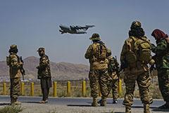 Путин назвал катастрофой ситуацию в Афганистане