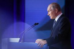 Путин назвал нонсенсом отсутствие мирного договора с Японией
