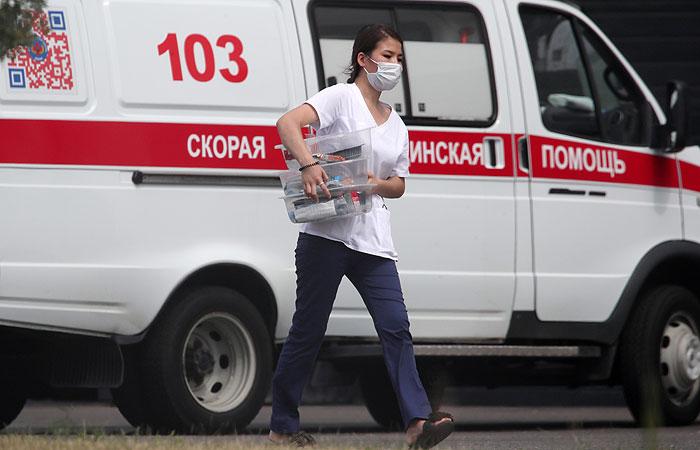 В России за сутки выявили более 18,7 тыс. новых случаев COVID-19