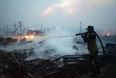 Глава Якутии оценил итоги борьбы с пожарами в регионе