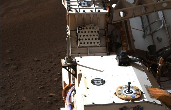 NASA подтвердило сбор планетарного грунта марсоходом Perseverance
