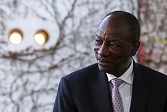 Россия потребовала освобождения президента Гвинеи