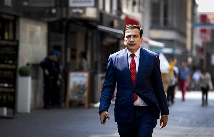 Саакашвили в очередной раз пообещал вернуться в Грузию