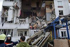 Число пострадавших из-за взрыва газа в Ногинске возросло до семи