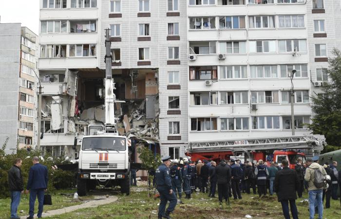 Спасатели обнаружили тело пятого погибшего при взрыве газа в доме в Ногинске