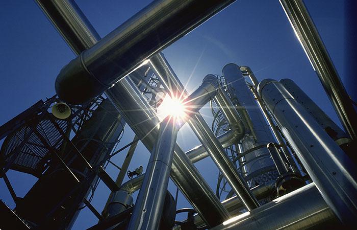 Цена газа в Европе вплотную подошла к $700/тыс. куб. м