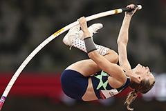 Сидорова с рекордами выиграла Бриллиантовую лигу в прыжках с шестом