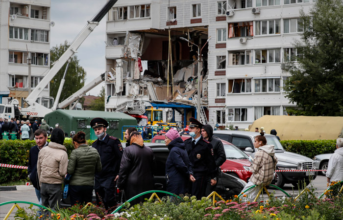 Число жертв взрыва в доме в Ногинске возросло до семи человек
