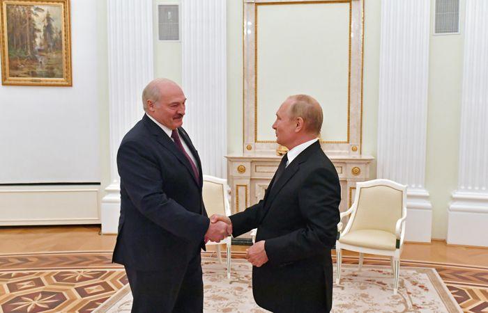 Путин сообщил о согласовании всех 28 интеграционных программ РФ и Белоруссии