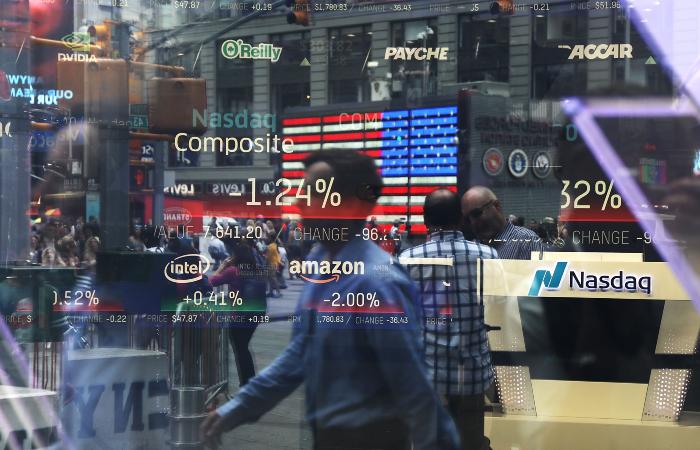 Темпы экономического роста в США замедлились в июле-августе
