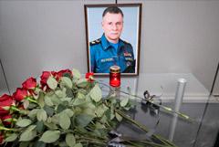 Путин посмертно присвоил Зиничеву звание Героя России