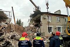Следователи назвали основные версии причин взрыва газа в доме под Ельцом