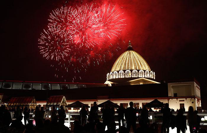 Салют в честь 874-летия Москвы посмотрели около 100 тыс. человек