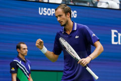 Россиянин Медведев выиграл US Open