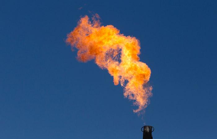 Цена газа в Европе достигла $727 за тысячу кубометров