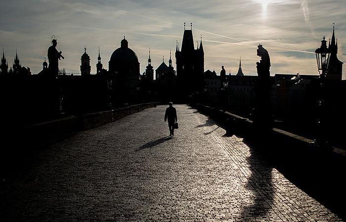 Украина попросила выдать ей задержанного в Чехии гражданина РФ Франчетти