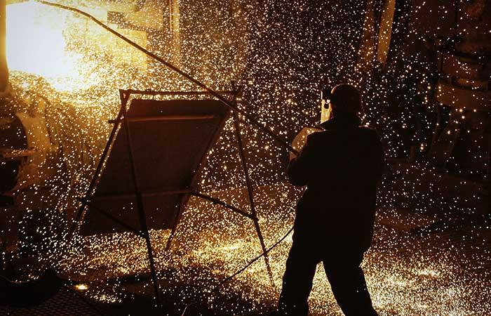 Минфин назвал недостаточной налоговую нагрузку на металлургов