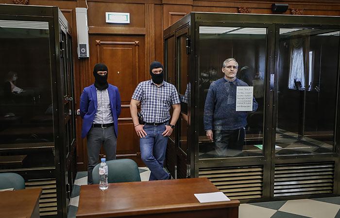 Суд Мордовии оставил без рассмотрения ходатайство о выдворении Пола Уилана в США