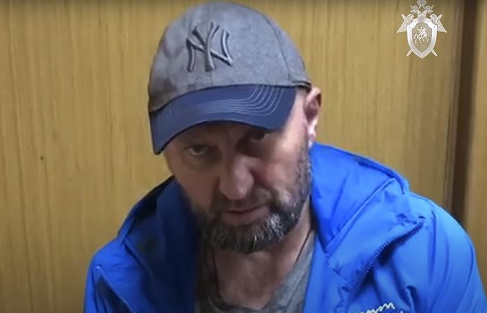 У Мавриди после задержания изъяли валюту и 70 тысяч рублей