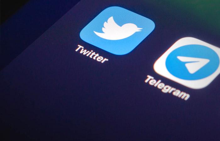 Twitter и Telegram оштрафованы на 5 и 9 млн руб. за неудаленный контент