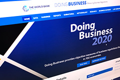 Всемирный банк прекратит выпуск рейтинга Doing Business