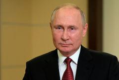 Путин призвал граждан РФ принять участие в выборах депутатов Госдумы