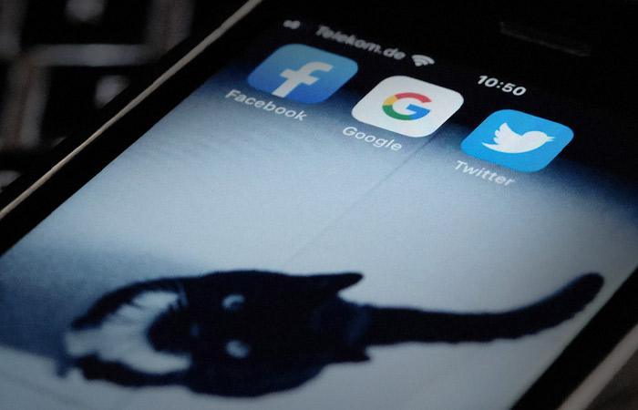 РКН намерен наложить оборотные штрафы на Google, Facebook и Twitter