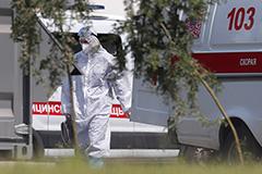 В России коронавирус за сутки выявили у 19 905 человек