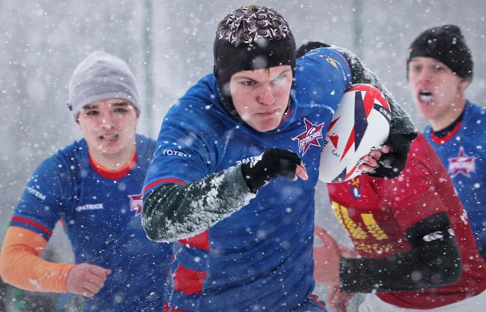 Программу зимних ОИ-2026 захотели расширить снежным регби