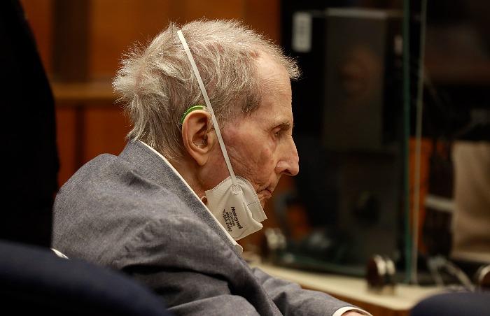 Американского миллионера Роберта Дерста признали виновным в убийстве