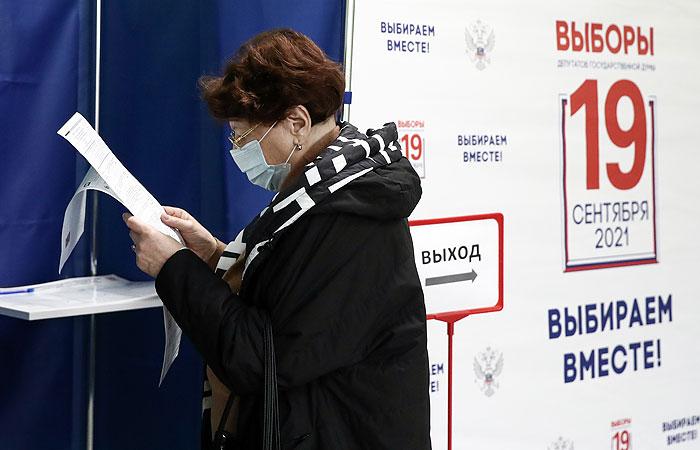 Общая явка избирателей в Москве на 10:00 превзошла результат 2016 года