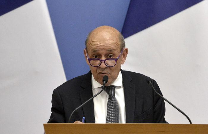 МИД Франции заявил о кризисе в отношениях с США и Австралией