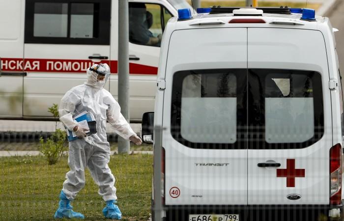 В России за сутки выявили почти 20,2 тыс. новых случаев COVID-19