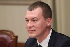 Дегтярев побеждает на выборах главы Хабаровского края с более 56% голосов