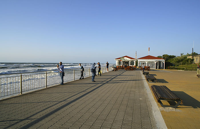 Куршская коса приняла летом рекордное число туристов за свою историю