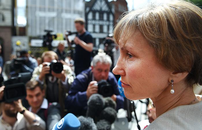 ЕСПЧ возложил ответственность за смерть Литвиненко на Россию