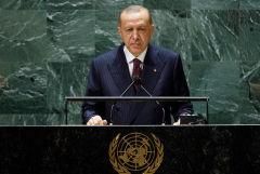 Эрдоган заявил, что Турция не признает вхождение Крыма в состав России