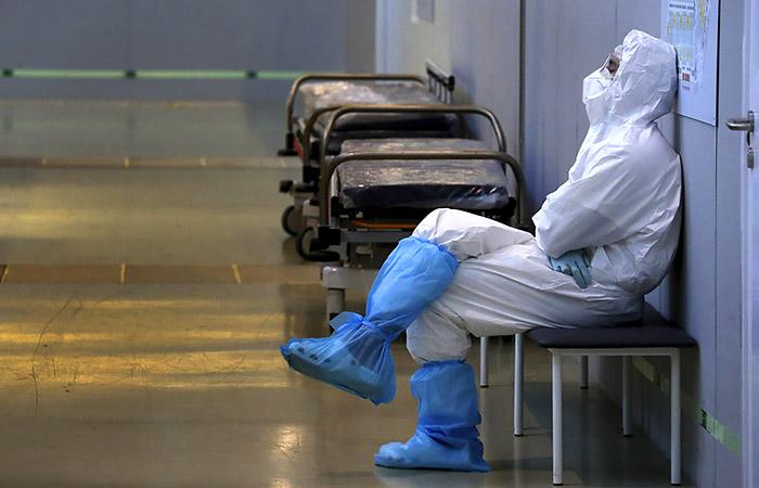 В России коронавирус обнаружили еще у 19 706 человек
