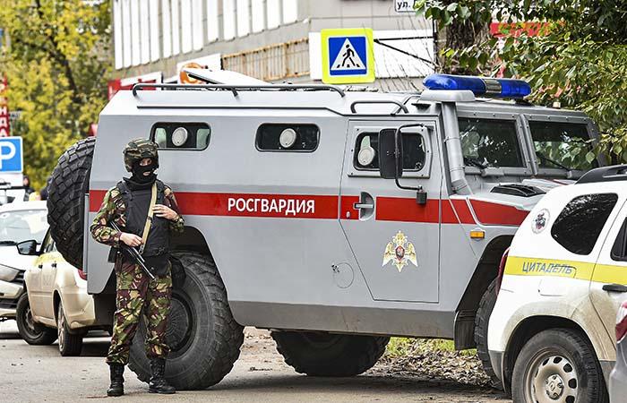 Фигурант дела о стрельбе в Перми пройдет психиатрическую экспертизу
