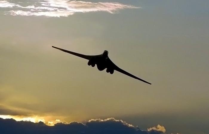 Истребители нескольких стран поднимались в воздух из-за российских Ту-160 над Балтикой