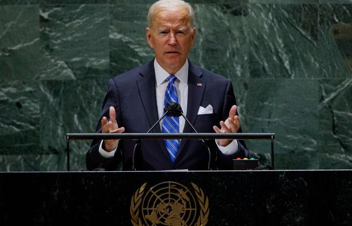 Байден призвал страны к сотрудничеству в борьбе с глобальными проблемами