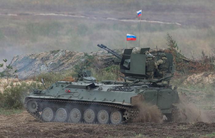 Глава Северного командования ВС США назвал РФ основной военной угрозой