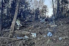В результате крушения Ан-26 под Хабаровском никто не выжил