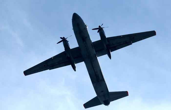 Найдены обломки пропавшего накануне в Хабаровском крае Ан-26