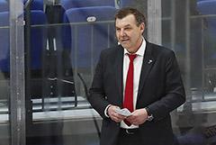 Знарок вновь возглавил сборную России по хоккею