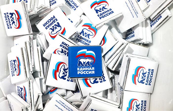 Единороссы получили в Госдуме 324 мандата из 450