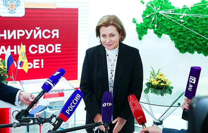 Попова не увидела оснований для введения локдауна в РФ