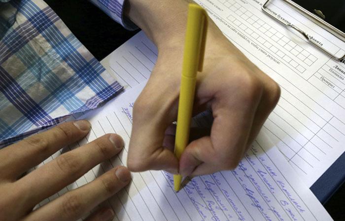"""Потенциальных """"школьных стрелков"""" будут выявлять по сочинениям с помощью софта"""